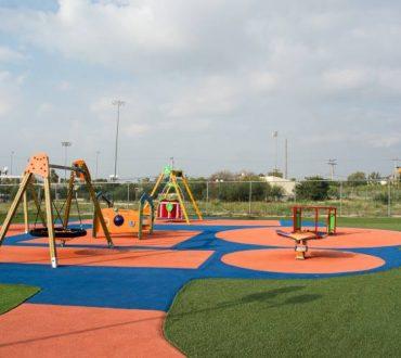 Παιδικές χαρές για ΑμεΑ: Τέσσερις ασφαλείς χώροι για παιδιά με ειδικές ικανότητες