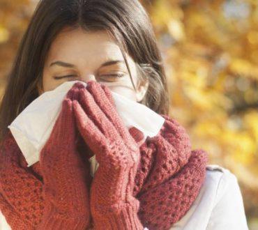 8 τρόποι να σταματήσουμε το κρυολόγημα πριν ξεκινήσει