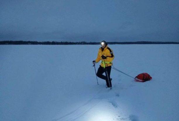 Mάριος Γιαννάκου - Από την Αρκτική στην έρημο