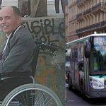 Οδηγός λεωφορείου κατέβασε όλους τους επιβάτες γιατί δεν βοήθησαν άνδρα ΑΜΕΑ να επιβιβαστεί