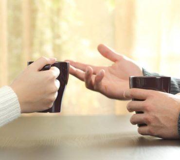 Πώς μπορώ να επικοινωνήσω όταν κάποιος με διακόπτει;