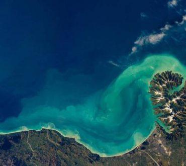 Αστροναύτης φωτογραφίζει τη Γη από ψηλά και το αποτέλεσμα είναι μαγευτικό! (φωτογραφίες)