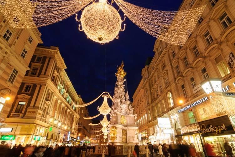 10 μαγικοί Ευρωπαϊκοί προορισμοί για αξέχαστα Χριστούγεννα (φωτογραφίες)