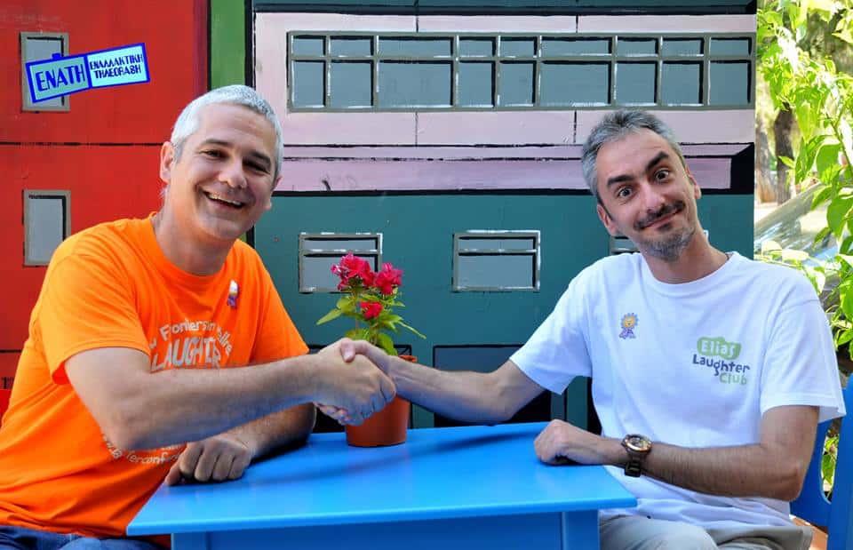 Το γέλιο είναι σοβαρή υπόθεση!: Συνέντευξη με τον Εμψυχωτή Γέλιου, NLP Laughter Coach Ηλία Κουμπούνη
