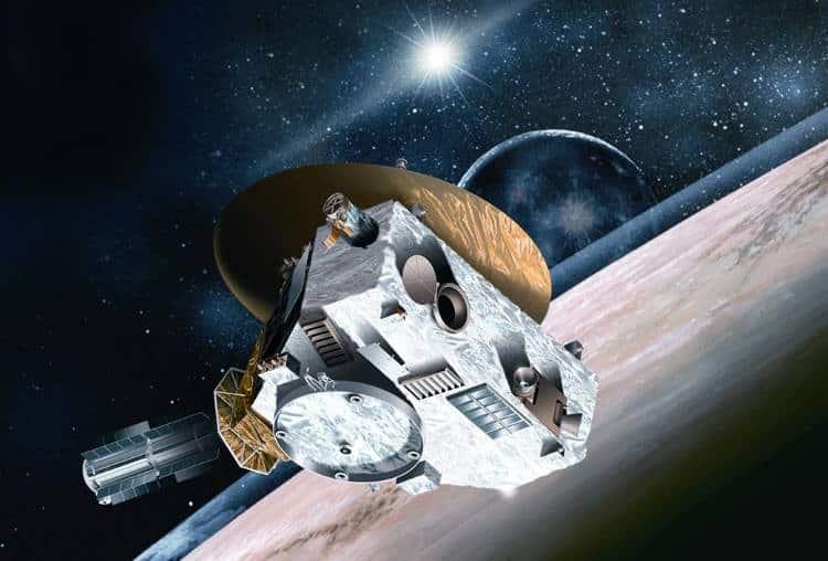 Η NASA «πέταξε» πάνω από το πιο μακρινό ουράνιο σώμα που έχουμε προσεγγίσει ποτέ