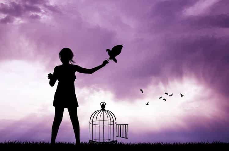 Ό,τι αγαπώ το θέλω ελεύθερο