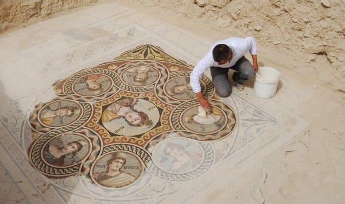 Ζεύγμα: Η αρχαία ελληνική πόλη με τα εκπληκτικής τέχνης ψηφιδωτά (φωτογραφίες)