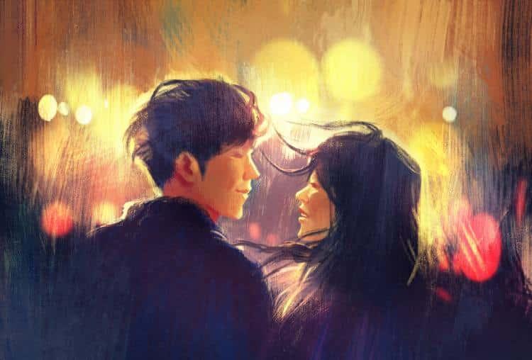 Αγάπη είναι... να είσαι μαζί με τον άλλο ακόμα και όταν είσαι μακριά του