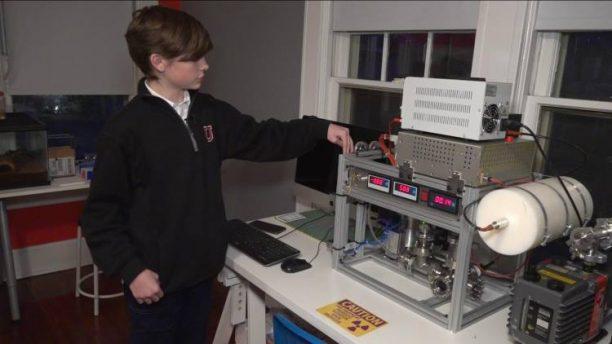 Έφηβος προκάλεσε πυρηνική αντίδραση στο ερασιτεχνικό εργαστήριο του σπιτιού του