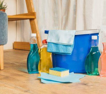Έρευνα: Οι δουλειές του σπιτιού αποτελούν σημαντική πηγή ατμοσφαιρικής ρύπανσης