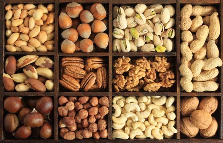 8 υγιεινές τροφές πλούσιες σε μαγνήσιο