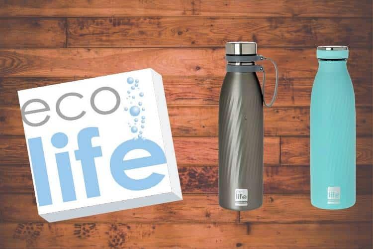 Νέα ανοξείδωτο θερμός 500ml από την Ecolife!