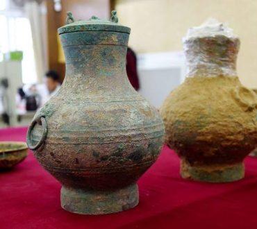 Κίνα: Αρχαιολόγοι ανακάλυψαν το «ελιξίριο της ζωής» σε αρχαίο τάφο