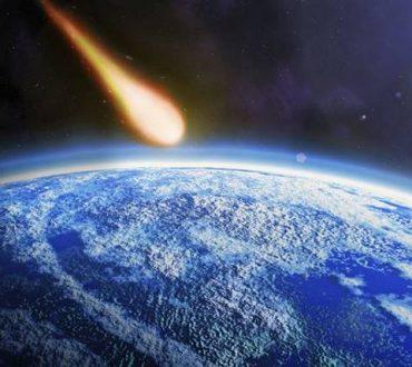 Η NASA εντόπισε μια γιγάντια έκρηξη μετεωρίτη στην ατμόσφαιρα της Γης