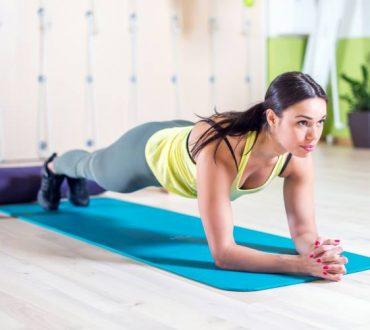 5 απλές ασκήσεις για όλο το σώμα που γίνονται εύκολα στο σπίτι