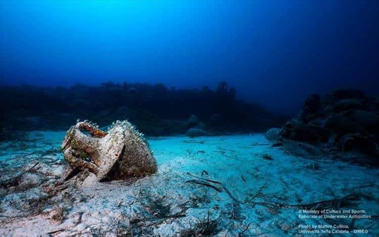 Αλόννησος: Το ναυάγιο της Περιστέρας μετατρέπεται σε υποθαλάσσιο μουσείο