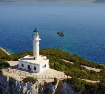 Λευκάδα: Μαγευτικές εικόνες από τον γύρο του νησιού (Βίντεο)
