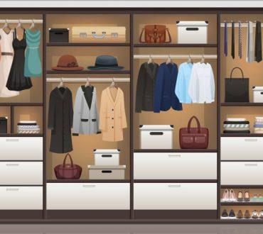 Πώς να οργανώσουμε τη ντουλάπα μας μέσα από 5 απλά βήματα