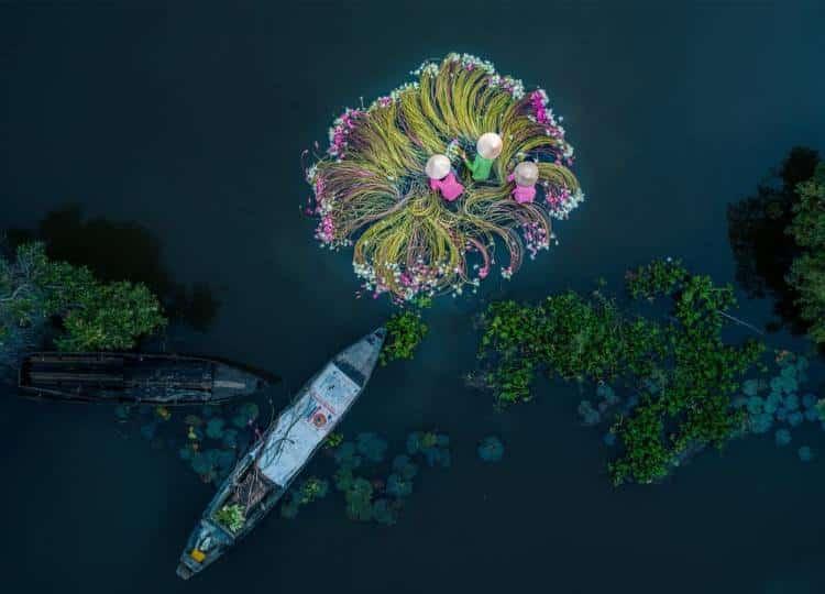 SkyPixel 2018: Οι φωτογραφίες που κέρδισαν στον παγκόσμιο διαγωνισμό αεροφωτογραφίας εντυπωσιάζουν