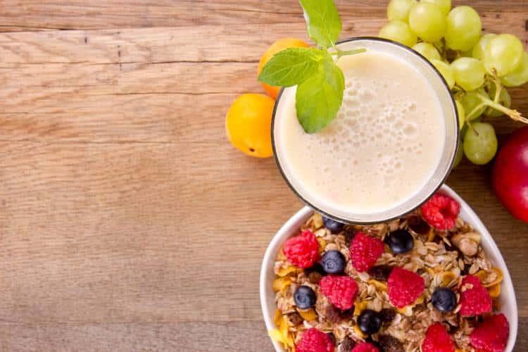 10 εύκολες και γρήγορες ιδέες για πρωινό σε λιγότερο από 10 λεπτά