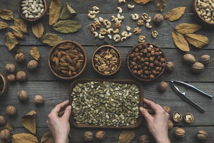 6 τροφές που είναι πλούσιες σε ωμέγα-6 λιπαρά οξέα