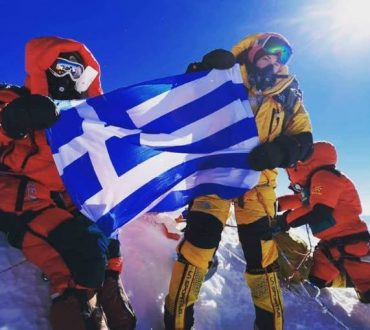 Δύο Ελληνίδες έφτασαν για πρώτη φορά στην υψηλότερη κορυφή του κόσμου στο Έβερεστ