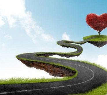 Όταν νιώθεις ότι έχεις χαθεί, ακολούθησε το δρόμο της καρδιάς