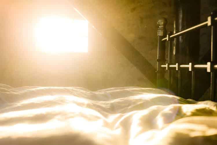 Πουθενά ο άνθρωπος δεν ένιωσε τόσο ελεύθερος, όσο μέσα στο δικό του δωμάτιο