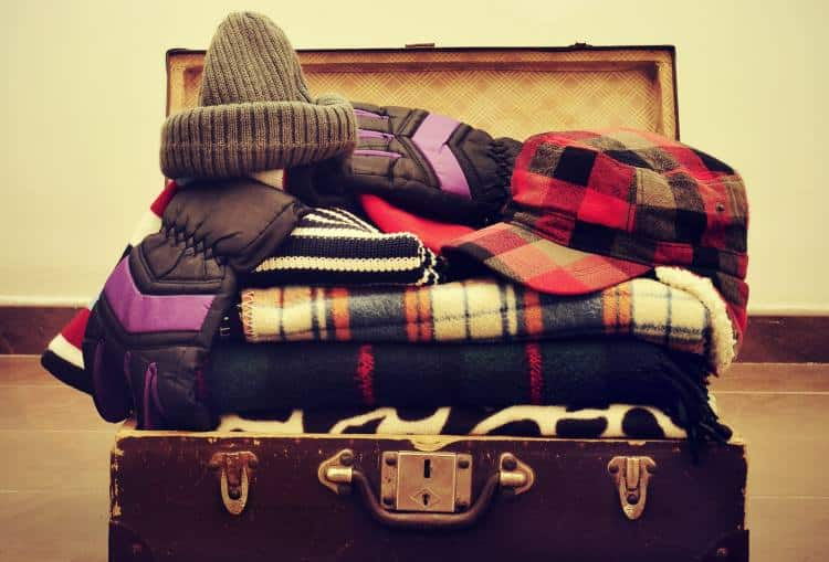 Πώς θα αποθηκεύσουμε σωστά τα χειμωνιάτικα ρούχα και αξεσουάρ μας