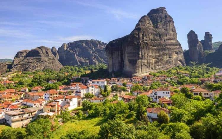 Δύο μικρές ελληνικές πόλεις ανάμεσα στις 25 πιο όμορφες της Ευρώπης