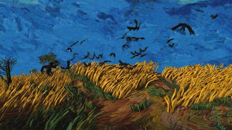 """No Blue Without Yellow"": Οι πίνακες του Βίνσεντ Βαν Γκογκ ζωντανεύουν και μας γεμίζουν χρώματα (Βίντεο)"