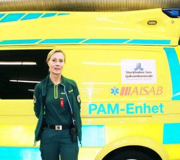Σουηδία: Το πρώτο ασθενοφόρο στον κόσμο για περιστατικά ψυχικής υγείας