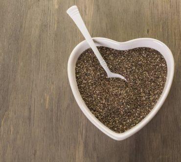 Σπόροι chia: 8 αποδεδειγμένα οφέλη για την υγεία μας