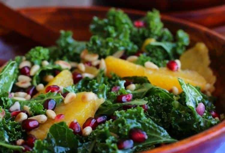 6 συνδυασμοί μη ζωικών τροφών που αυξάνουν την πρόσληψη σιδήρου