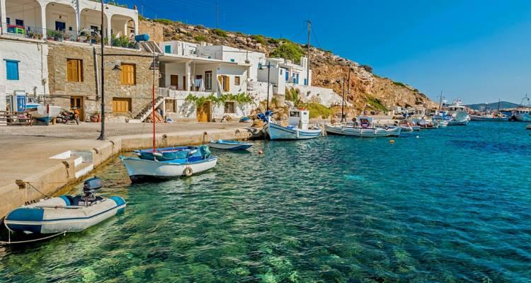 Το Conde Naste Traveller προτείνει Φολέγανδρο και Σίφνο για τα καλύτερα ταξίδια του 2019