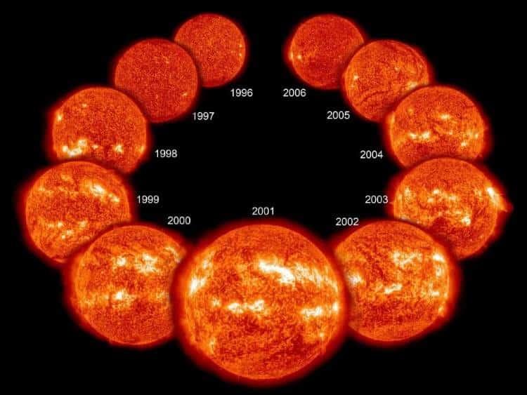 NASA: Εντυπωσιακή φωτογραφία του Διεθνούς Διαστημικού Σταθμού να περνά μπροστά από τον Ήλιο
