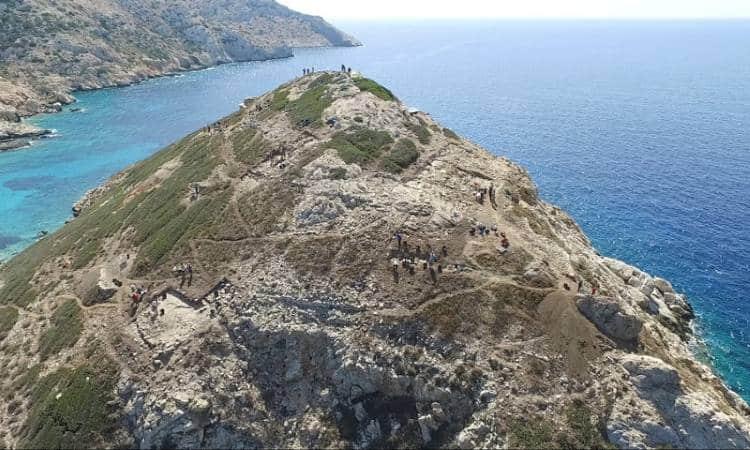 Σπουδαία αρχαιολογική ανακάλυψη: Επιστήμονες εντόπισαν στο Αιγαίο τις απαρχές της Αρχαίας Ελλάδας