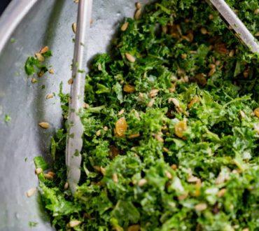 6 έξυπνοι τρόποι να καταναλώνουμε περισσότερα πράσινα λαχανικά