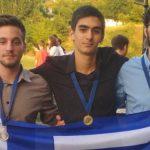 Έλληνες φοιτητές από το ΕΚΠΑ κέρδισαν τρία μετάλλια σε Παγκόσμιο Διαγωνισμό Μαθηματικών