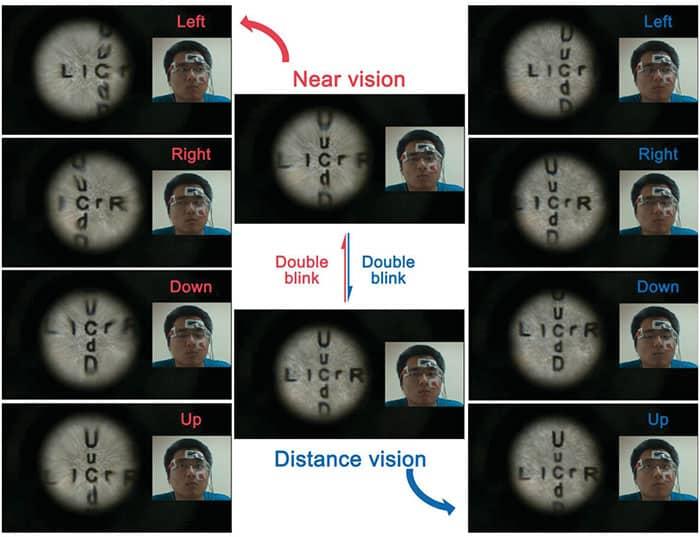 Επιστήμονες εφηύραν φακούς επαφής που μας επιτρέπουν να ζουμάρουμε, ανοιγοκλείνοντας τα μάτια