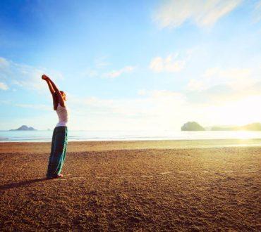 Αποκτώντας ευλυγισία με τις πιο απλές ασκήσεις stretching (Βίντεο)