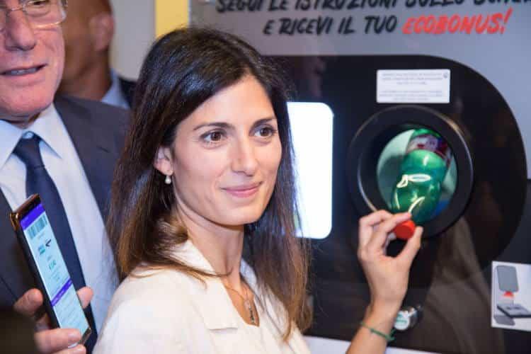 Ρώμη: Οι κάτοικοι μποÏÎ¿Ïν να ανακυκλώσουν μπουκάλια με αντάλλαγμα εισιτήÏια μετÏÏŒ και λεωφοÏείων