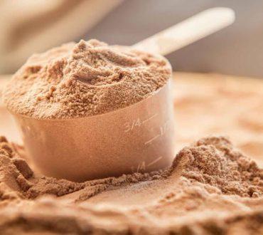 Πόσο υγιεινή είναι η σκόνη πρωτεΐνης