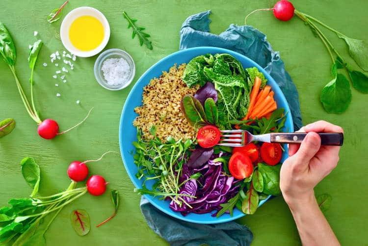 ΟΗΕ: Η χορτοφαγική διατροφή βοηθά στην αντιμετώπιση της κλιματικής αλλαγής