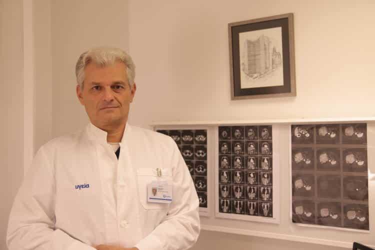 1η ελληνική επιστημονική δημοσίευση αποδεικνύει αύξηση επιβίωσης σε ασθενείς με «ανεγχείρητο» καρκίνο παγκρέατος