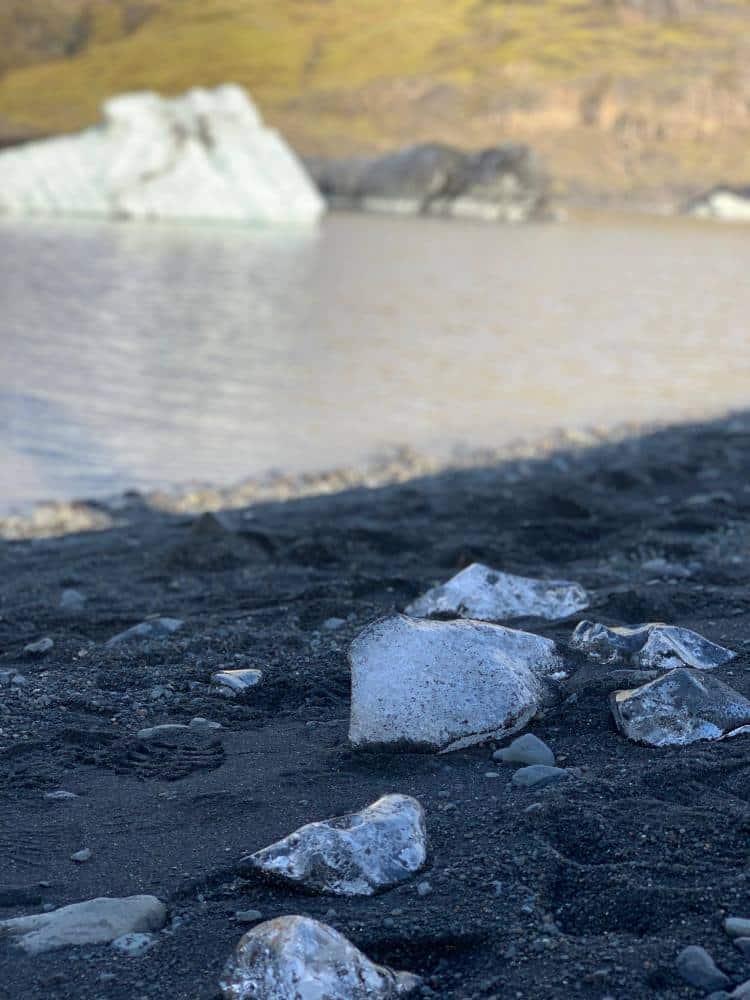 Ισλανδία, Ημέρα 1η: Αναρρίχηση στον παγετώνα Sólheimajökull