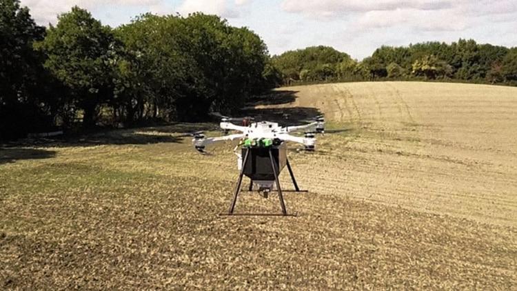 Μιανμάρ: Οι χωρικοί χρησιμοποιούν drones για να φυτέψουν ολόκληρα δάση