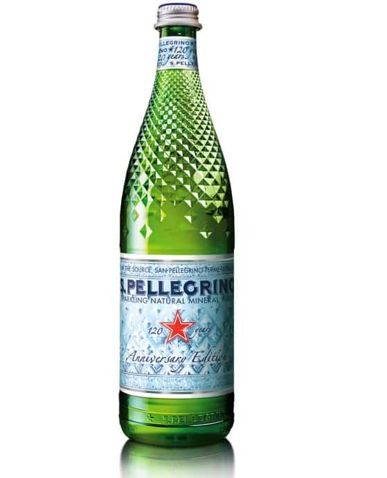 Το S.Pellegrino γιορτάζει 120 χρόνια «ζωής» και παρουσιάζει τη νέα επετειακή του έκδοση