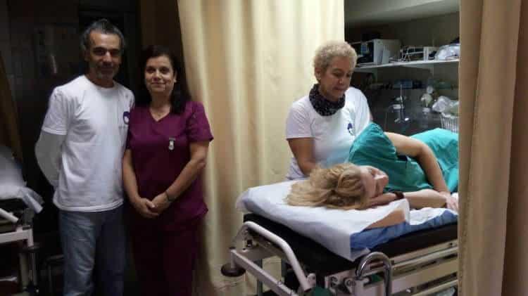 Συνεδρίες Σιάτσου στο Ιατρείο Πόνου του Νοσοκομείου Αθηνών Ιπποκράτειο - Συνέντευξη με την Καρολίνα Στεφανοπούλου