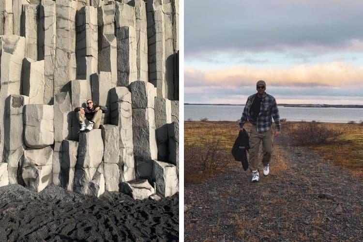 Εξερευνώντας την Ισλανδία: Οι σημαντικότερες στιγμές στο οδοιπορικό του Μάριου Γιαννάκου